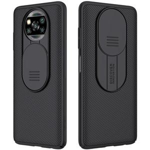 wholesale for XiaoMi Poco X3 NFC,RedMi K30 Ultra Phone Case Slide,NILLKIN Camera Protection Cover Lens Protection Case For Poco X3