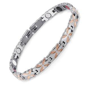 Braccialetto magnetico di Bio Energy Bio Energy Bracelet Bio Energy Bio Braccialetto per donna