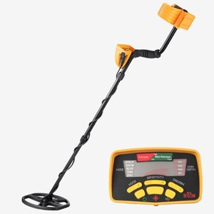 High Sensitivity Metal Detector MD6350 Professional Underground Gold Detector Big Coil LED Display with Backlight1