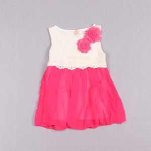 Clearance sale Fashion Princess Dresses Suspender Dress Children Clothing Layered Dress Kids Summer Dress Girls Lace Dresses Z117