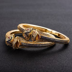 European and American Serpentine Rings with Diamond-plated-plated Adjustable Open Lady Bracelet
