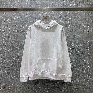 2020 Man Casual Print Pullover Hoodies Male Fashion Letter Print Hooded Sweatshirt Man Trend Street Tops