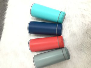 18oz New Arrival Outdoor Portable Bluetooth Water Bottle Waterproof Speaker Double Wall Stainless Steel Music Cup Christmas Gift