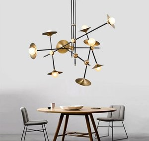 Moderne Glazen Led Hanglamp Luidspreker Stijl Eetkamer Keuken Designer Opknoping Lampen Avize Schorsing Armatuur Led G9