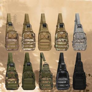 Diagonal Tactical Shoulder Tactical Backpack, Outdoor Men's Backpack,waterproof Camping Hiking Bag,trekking Tactical Travel Bag