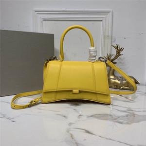 2020 إمرأة عارضة حقيبة crossbody حقائب الرملية أكياس الأزياء الأجهزة جلد طبيعي نصف الشهر محفظة المرأة عملة الحقيبة محفظ