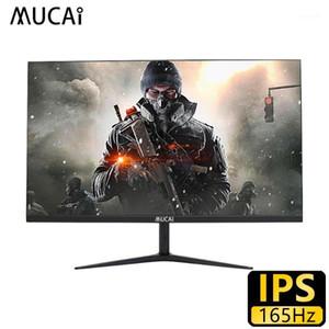 MUCAI 24 inch PC monitor 144Hz ips lcd display 165Hz HD gaming gamer desktop computer Screen Flat panel  DP1