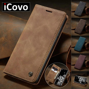Matte Leather Cover For Samsung A71 A51 A70 A50 A40 A30 A20 A10 Wallet Case S20 Ultra Note 10 Plus 9 jllOlS book2005