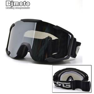 Óculos de motocross ciclismo mx off road capacetes óculos esporte gafas motocicleta poço sujeira bicicleta correndo ski google atv mtb