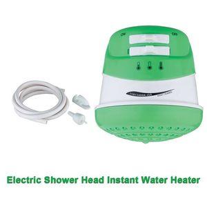 24 pcs economic electric shower head mini electric instant water heater tankless electric water heater economic item easy on installation