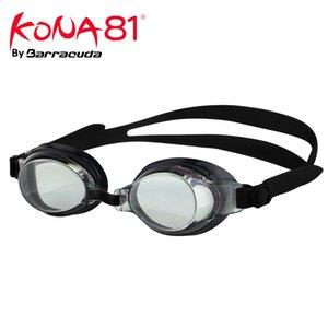 Barracuda Kona81 Myopia Плавательные очки Подгонянные Корректирующие линзы Триатлон УФ Защита для взрослых # 71395 Очки # 71395