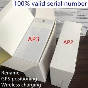 الهواء الجنرال 3 AP3 H1 رقاقة الشفافية المفصلي المعدنية اللاسلكية شحن سماعات بلوتوث pk pods ap الموالية AP2 W1 سماعات الأذن