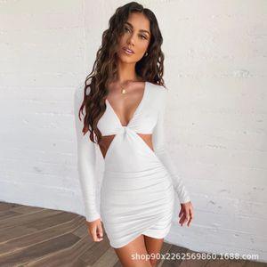 U3DJ Sexy Bodycon See See See See See Sheer Mini Short Dress Backless Sling Perspective 나이트 클럽 드레스