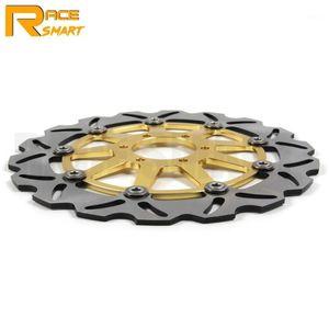Motocicleta CNC Frente Frente Rotor Para Competição TZ 125 1996 - 1997 Discos de travão Discos Rotores 1996 1997 96 971