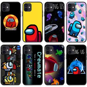 Tra gli Stati Uniti Custodia per telefoni cellulari per iPhone 12 11 Pro X XS Max XR 8 7 6 6S Plus Clear Back Cover all'ingrosso
