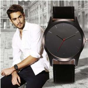 fashion Business watch men's and women's leisure sports military quartz watch