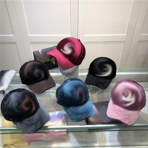 Brand Canvas Caps Embroidery Designers Ball Caps Polo Hats Cotton Adjustable Baseball Cap Couple Women Men Caps