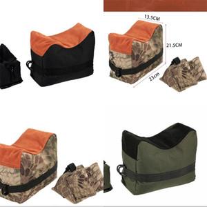 Taktik Kum torbası Çekim Desteği Paketi Sabit Brace Yalan Çanta Backwoods Açık Havada Ekipman Kum Torbaları Dayanıklı Spor Araçları 15ca N2