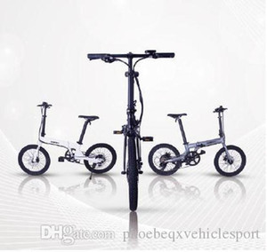 Intelligent electric bicycle BEE-04 20inch foldable bike 36v 250W motor 5.2AH lithium battery magnesium wheel