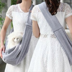 Pet Puppy Carrier Outdoor Travel Handbag Sling Bags Windproof Carriers For Small Cats and Puppies Comfort Travel Tote Handbags