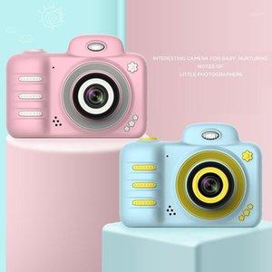 Children's Camera Educational Toy 2.3 Inch Screen Children's Birthday Gift Digital Mini Camera Children Mini Digital1