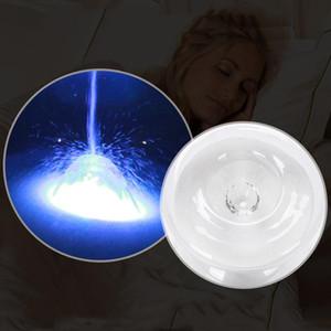 Arrojems Noche Lámpara Color Cambio de Cambio Partido Luces Bebé Suave Niño Durmiendo Carga inteligente Dormitorio USB Lámpara de noche Regalo Decoración para el hogar EEF4020