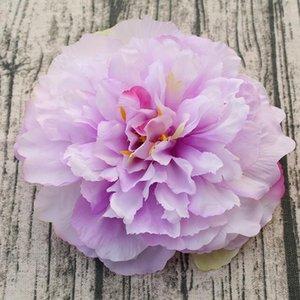 10pcs grande peonia fiore artificiale di alta qualità fiore finto flower wall flower wholesale diametro 16cm 10 colori
