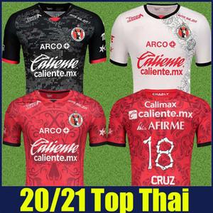 2020 2021 المكسيك نادي تيخوانا جيرسي M.LAINEZ P.YRIZAR B.ANGULO كرة القدم جيرسي تيخوانا يوم من جيرسي خاص الميت Camiseta دي تيخوانا