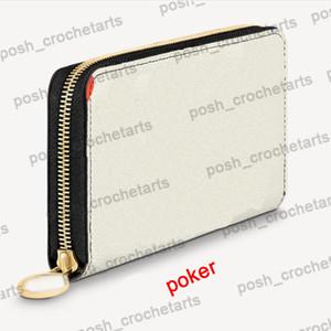 Juego de billetera Zippy en venta Women's Wallet viene con caja de embalaje Diseñador Exquisito Pequeño Cuero Productos para la venta