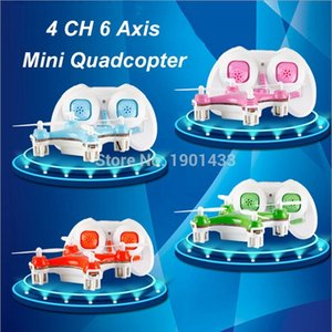 Original Cheerson CX10 CX-10 CX10 Mini Drone 2.4G 4CH 6 Axis LED Telecomando Quadcopter Toy CX10 CX-10 Mini Drone