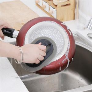1 pc Forte Descontaminação Banho Escova Espaço Espaço Esperar Esperar Venda Quente Mágica Forte Descontaminação Banheira Escova Cozinha Limpa Ferramentas DHF4044