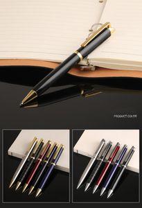 Spedizione gratuita penna a rulli di cristallo Gyro Scuola ufficio fornitore business qualità fontana Penna Penna a sfera