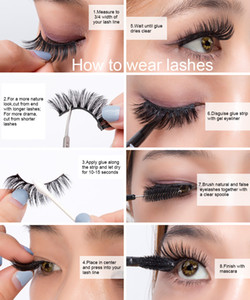 25mm 3D Mink Eyelashes Natural Handmade Big Volume Soft Wispy Fluffy Fake Lashes Long Eyelash Extensions 100% Real Mink Eyelash for Makeup
