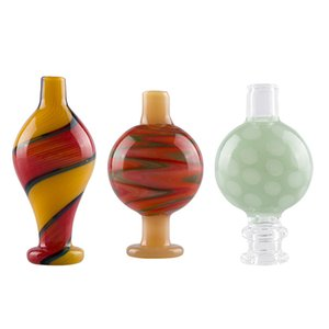 Vaping_Dream CSYC CA005 CA006 CA018 CA019 Wig Wag Glass Carb Cap Quartz Banger Nail Smoking Acessory Carb Cap