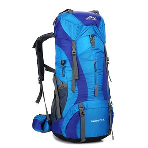 Professional Outdoor Camping Hiking Bags Climbing Backpack Lightweight Travel Package Brand Knapsack Rucksack