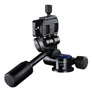 MANBILY камеры Ggimbal Все Metal монопод Tilt Head Штатив Head 3D Ggimbal с быстросъемной