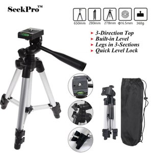 SeekPro Smartphone Digital Camera Flexible Tripod For 8,7,6,6s,5 plus 5s 4 4s for Samsung S7 S6 S5 S4 Mobile Phone