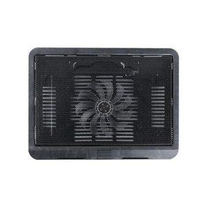 N19 Laptop Ultra-Thin Radiator Base Mute Single Fan Cooling Heightening Bracket