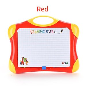 Erasable Magnetic Kids Colorful Doodle Drawing Board Toys Gifts for Toddler Writing Sketching Pad tablet Souptoys