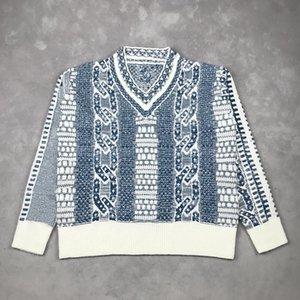 2020 hombres suéter de alta calidad mujeres de los hombres suéter suéter cadena de moda Todo-fósforo Tamaño de manga larga jersey de punto S-L