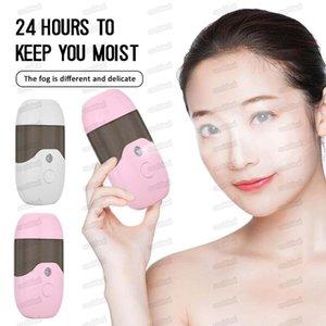 50ml Nano Facial Sprayer Professional Face Humidifier Moisturizing Face Sprayer Mini USB Facial Humidifier Sprayer Mist Spray Free DHL