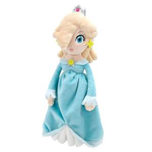 Carino ragazza peluche giocattolo sano super mario tutte le stelle collezione rosalina ripieno peluche peluche peluche giocattolo per bambini regalo giocattolo 20 cm