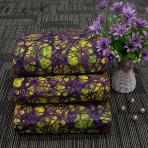 top-level New products Ankara African Polyester Wax Prints Fabric Binta Real Wax High Quality 6 yards African Fabric for Handworking Sewing
