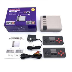 Classic TV videojuegos consola incorporado 620 juegos retro videojuegos consola 2.4g Controlador inalámbrico AV Regalo de salida para Navidad