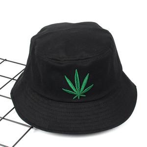 FURANDOWN 20 Summer Fashion Unisex Bucket Hat Men Women Hip Hop Cap Fishing Hat bob chapeau