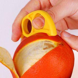 5 шт. Творческие апельсиновые пилеры Zester Lemon Sliecer Fruit Stripmer Easy Opener цитрусовые ножи кухонные инструменты гаджеты