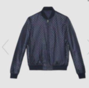 20FW Otoño invierno última moda chaqueta de alta calidad de alta calidad letra sudadera con capucha de alta calidad chaqueta de cuello de pie de alta calidad fino windbr
