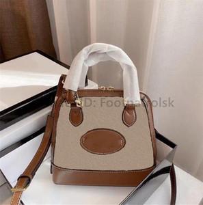 Классические роскоши дизайнерские женщины мода плеча сумки раковины сумки лошади с луком винтажные подушки алмазные решетки сумки улыбка сумка сумки
