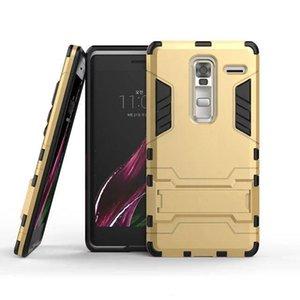 Para Huawei Honor Play Y3 2017 Y5 2017 Y9 2018 Y7 Prime 2018 Honra 9 Lite Kickstand Híbrido Anti Choque Defender Capa Armadura TPU Capa 50pcs