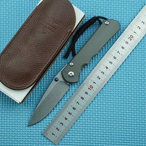 Sebenza 25 folding knife S35VN titanium alloy blade handle outdoor camping survival kitchen fruit knife EDC tool gift